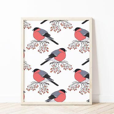 Red Bird Pattern Mockup.jpg
