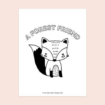 A Forest Friend (Fox) MU.jpg
