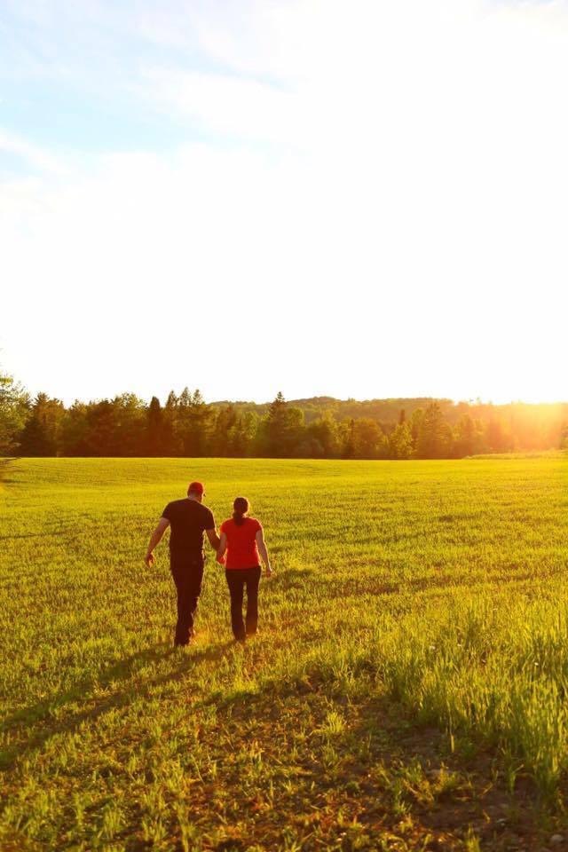 Open Farm Walk