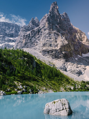 Hiking to Lago Di Sorapis in the Italian Dolomites, everything you need to know