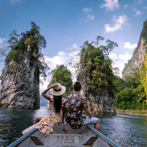 Khao Sok a hidden gem in Thailand, a three-day trip to Khao Sok National Park Thailand