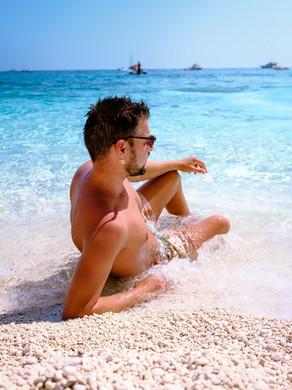 Sardinia Italy, The Beautiful Beaches Of Orosei, Golfo di Orosei