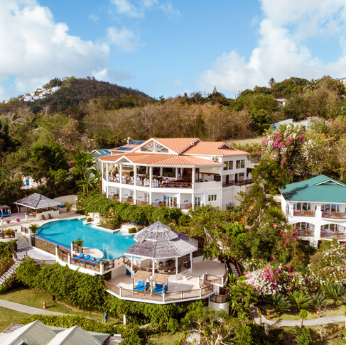 Calabash Cove a small luxury gem at St Lucia
