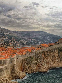 City trip Dubrovnik Croatia