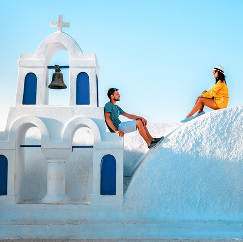 Santorini Greece for first timers