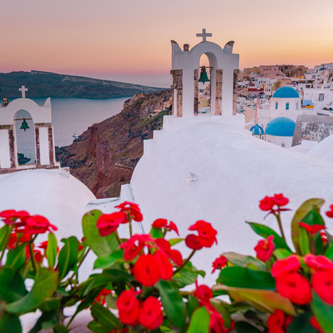 A week in Greece Santorini, what to do, where to stay and the best photo spots