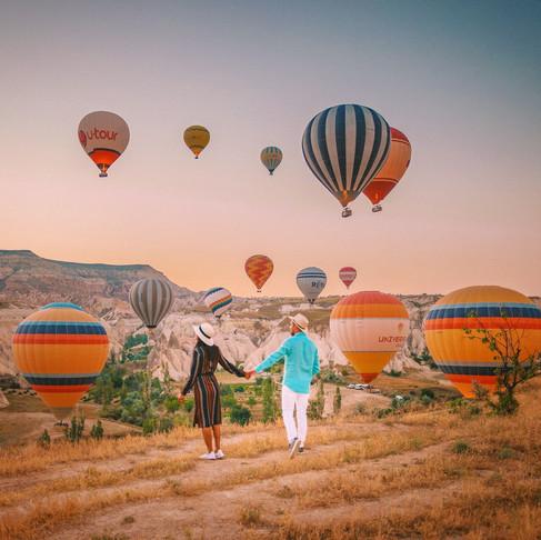 Fairytale Cappadocia and Turkeys incredible coastline