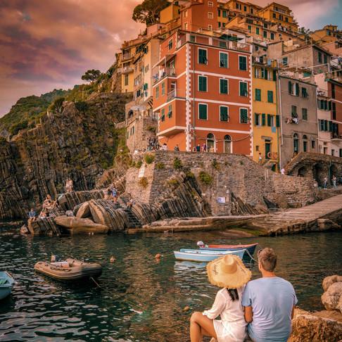 A short trip to the Cinque Terre Italy