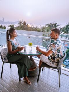 Mera Mare Pattaya a beautiful designed small luxury boutique hotel