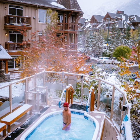 Falcon Crest Lodge offers the perfect start or end for your next Rocky Mountain road trip