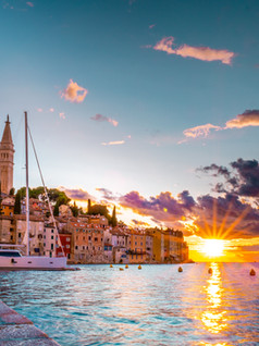 Rovinj the little Venice of Croatia