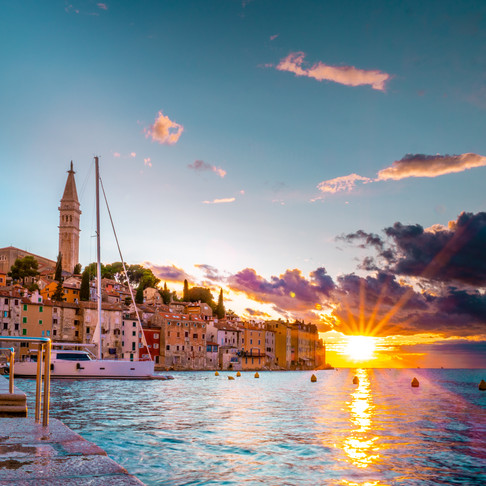 Rovinj the little Venice of Croatia