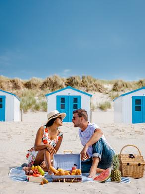 Een weekendje uitwaaien,zand,zee en zon, genieten op Texel
