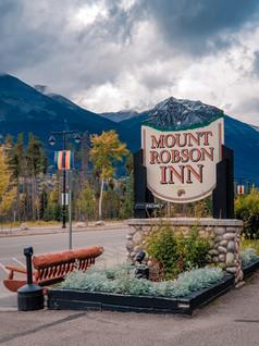 Mount Robson Inn Jasper Canada