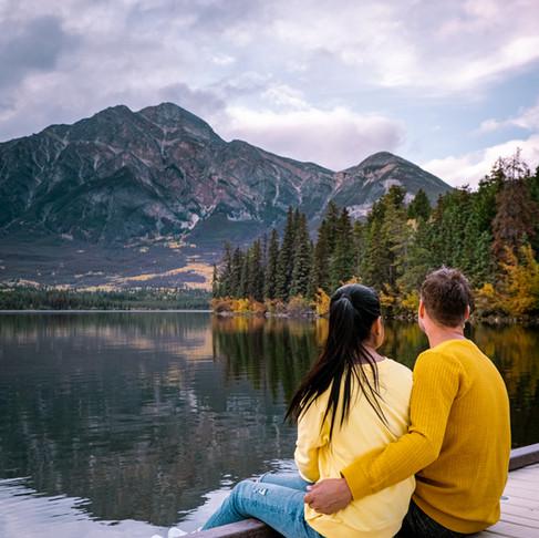 A 3 day trip to Jasper national park Canada