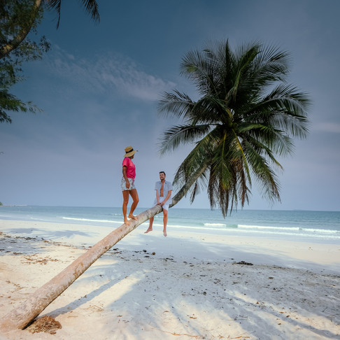 Beaches, waterfalls, palm trees, friendly people Chumphon Thailand has it all