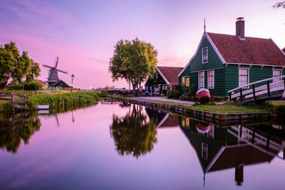 Hoe goed ken jij Nederland?Een bezoek aan een uniek stukje Nederland, De  Zaanse Scans
