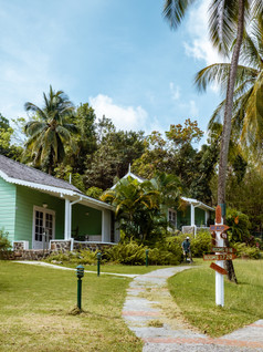 East Winds St Lucia One of St Lucia's first boutique resorts