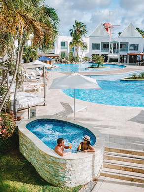 The Mill Resort and Courtyard by Marriott Aruba
