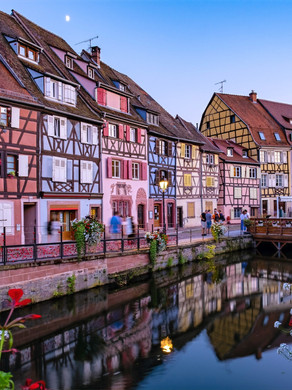 Colmar France, the best photo spots and where we stayed