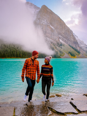 72 hours exploring Lake Louise Banff National park