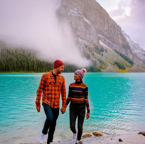 72 hours exploring Lake Louise Banff National park