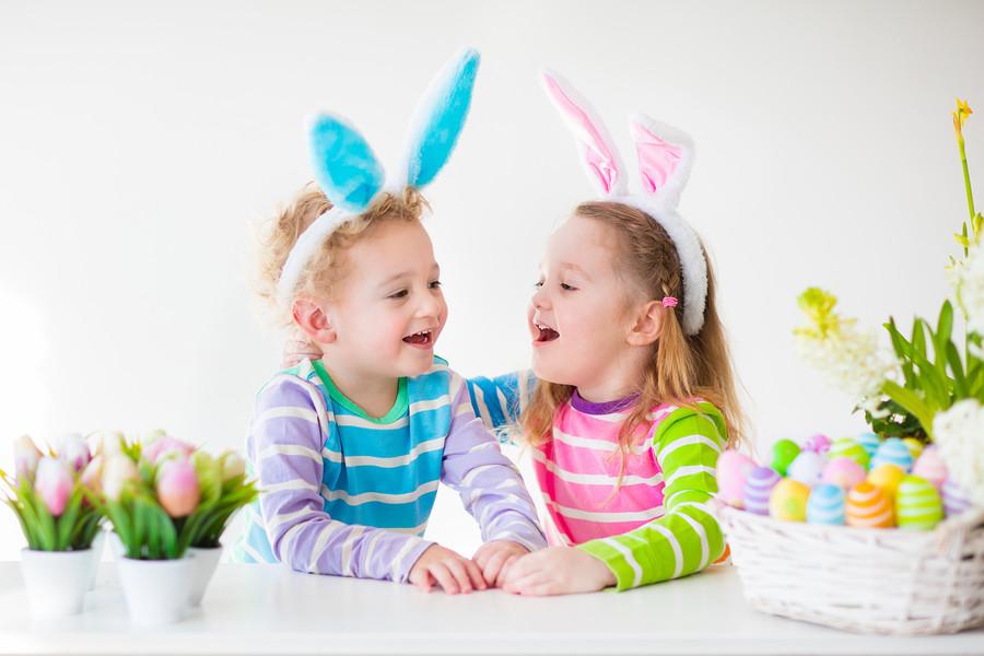 húsvét a gyerekeknek