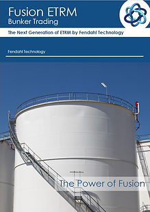 Fendahl provides Executive Brief for Fusion CTRM ETRM Bunker Fuel Trading Software. Download the brief for more details