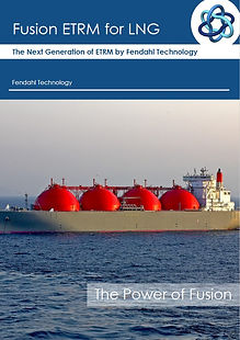 Fusion ETRM for LNG is the Next Generation of ETRM by Fendahl Technology. Liquefied natural gas energy trading and risk management software