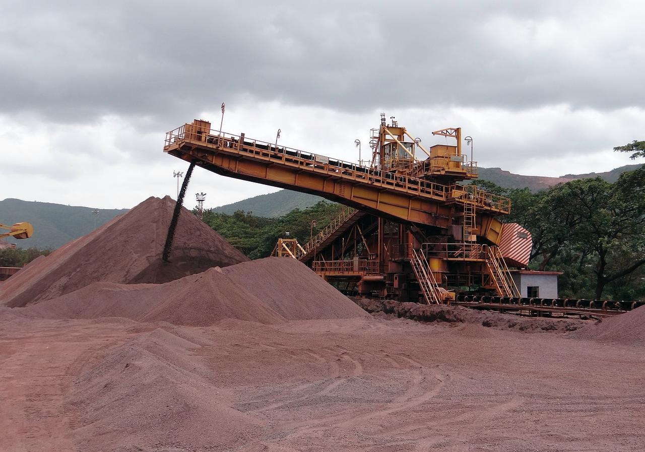 Iron Ore Trading