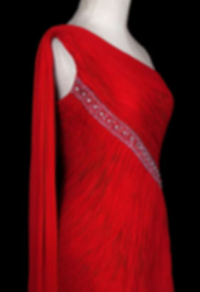 TheFROCK.com Madame Gres vintage couture gown