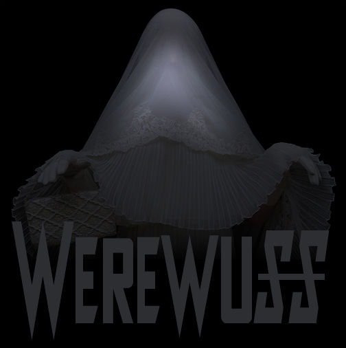 Werewuss.com, official band site, homepage photo by Christian Madrigal