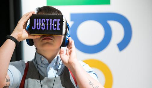 "The Atlantic's ""Defining Justice"" (2018) Los Angeles"
