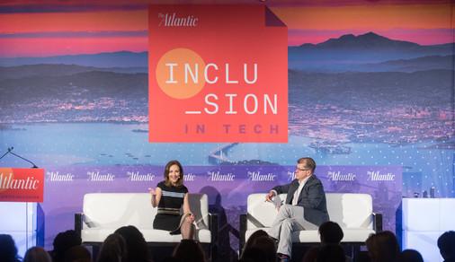 The Atlantic's Inclusion in Tech (2018)