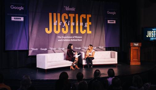 "The Atlantic's ""Defining Justice"" (2018) Oklahoma City"