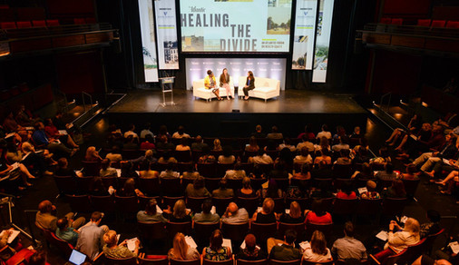 """The Atlantic's """"Healing the Divide"""" (2018) — An event on health disparities in America"""
