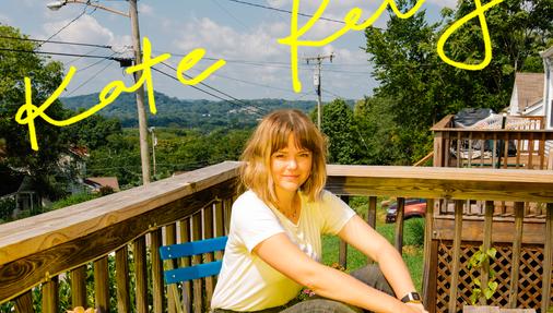Kate Kelly Tour Poster