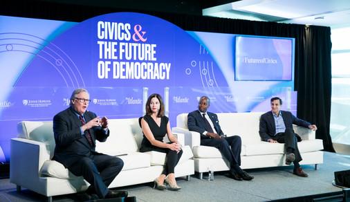 "The Atlantic's ""Civics & The Future of Democracy"" (2019)"