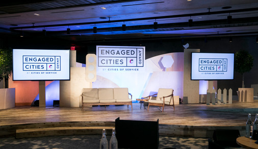 Engaged Cities Award Summit by Cities of Service (Bloomberg Philanthropies, 2019)