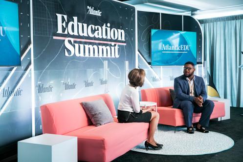 The Atlantic's Education Summit (2019)