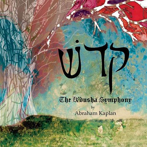 K'dusha Symphony (CD)