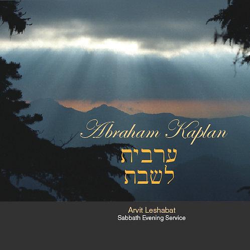 Arvit Leshabat (CD)