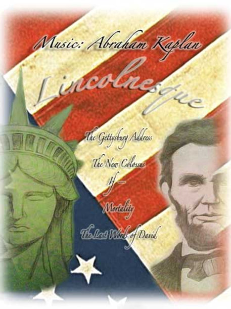 Lincolnesque (Vocal Score)
