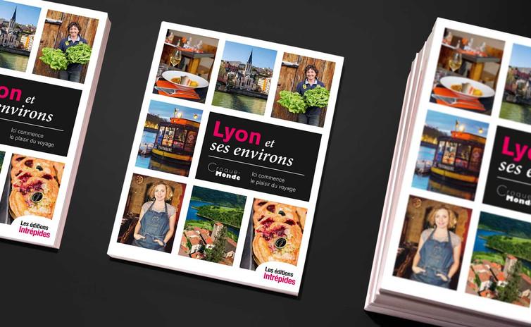 Guide Lyon, couverture