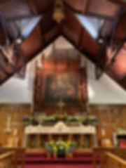Easter Altar center aisle 2020.JPG