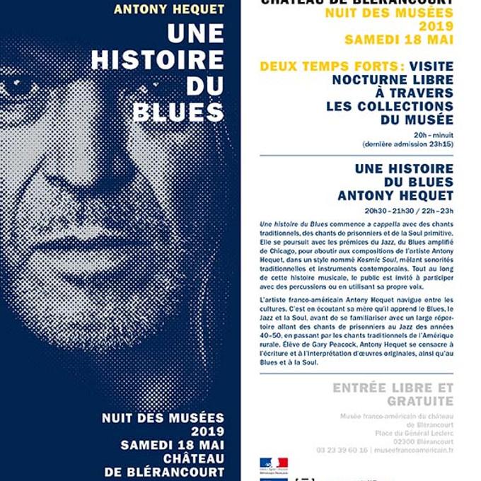 Une Histoire du Blues
