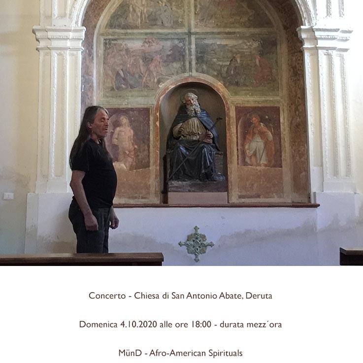 Concerto - Chiesa Sant'Antonio Abate