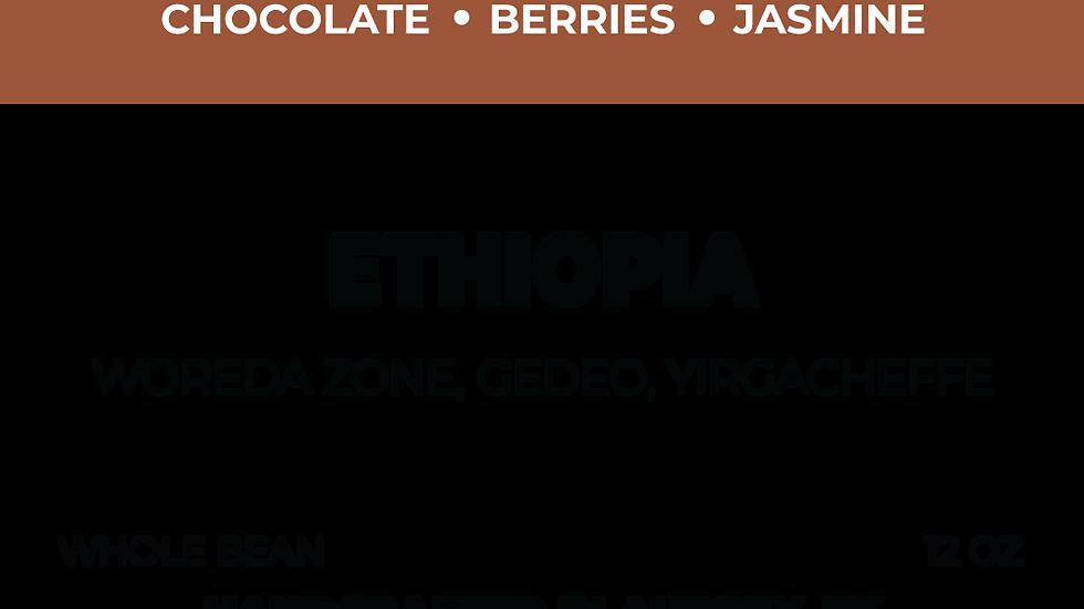 Yirgacheffe - Ethiopia