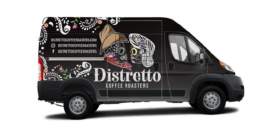 Distretto Coffee Truck