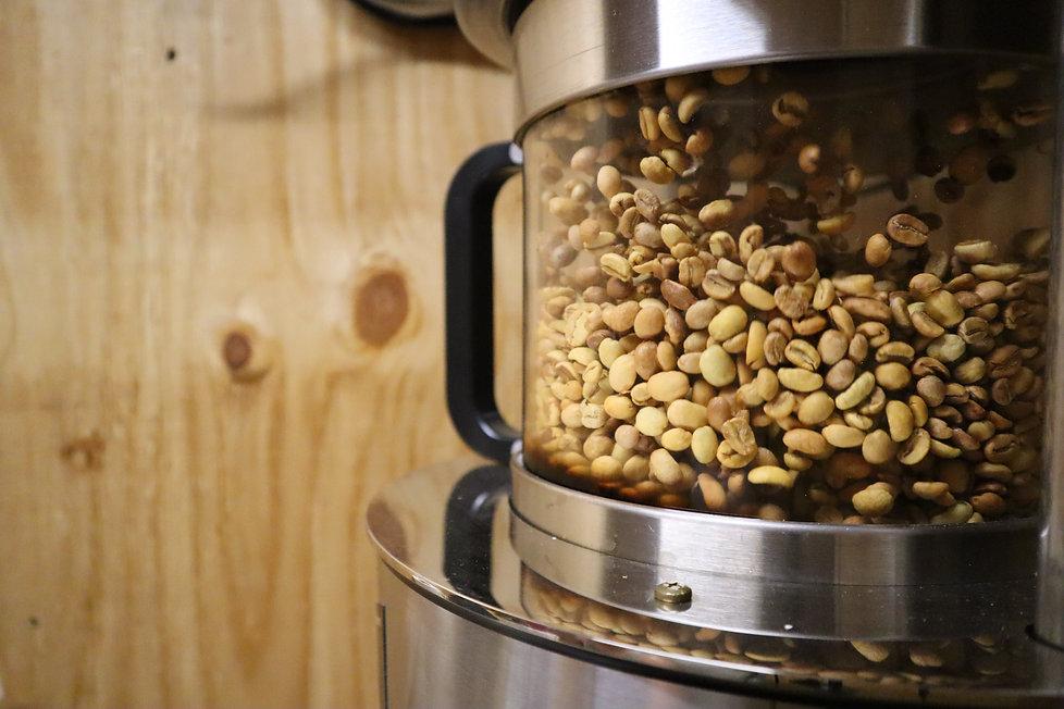 Air Roasted Coffee
